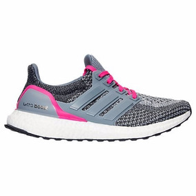 Adidas Ultra Boost mujer grises