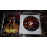 Ps3 Playstation 3 Juego The Cursed Crusade Excelente Estado