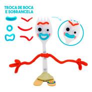 Boneco Forky Toy Story 4 Garfinho Com Rosto Customizável