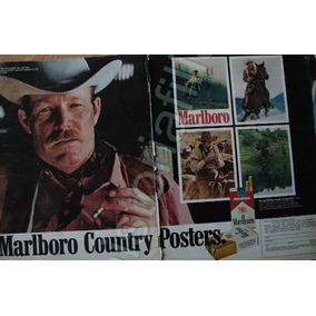 Publicidad Antigua Cigarros Promocion Mandiles Marlboro 1970