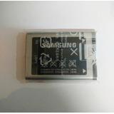 Bateria Samsung E116 E215 E2210 F250 M2310 Nueva Original