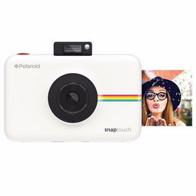 Cámara Instantánea Polaroid Snap Touch White - Dist. Aut.