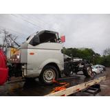 Sucata Hyundai Hr 97cvs 2011 / 2012 P/venda De Peças Usadas