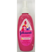 Johnsons Baby Spray Peinar Gotas De Brillo C/ Argán 200 Ml