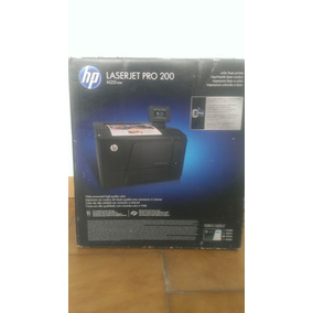 Impresora Multifuncional Hp Laserjet Pro 200 Color M251nw