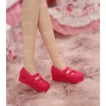 Sapato Para Boneca Blythe * Pullip * Sapatinho