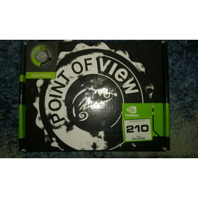 Placa De Video Nvidia 210 1g Dvo/d-sub
