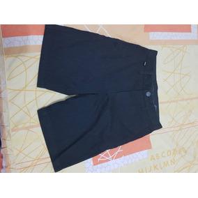 Pantalon Casual Corto Niño Fox Original Talla 12