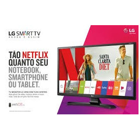 Smart Tv Digital Lg 28 Polegadas Netflix Youtube Hdmi Usb