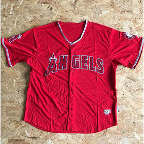 Camisa Jerseys Beisbol Mlb Los Angeles Angels Of Anaheim