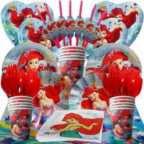 La Sirenita Cotillón Kit 20 Nenas