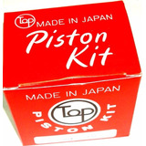 Kit Piston Aros Perno Japon Motos Cm 200 T Honda Twinstar