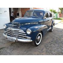 Chevrolet Stylemaster 1948