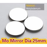 Espelho Refletivo Maquina Corte Laser Molybdenum 25mmx3mm