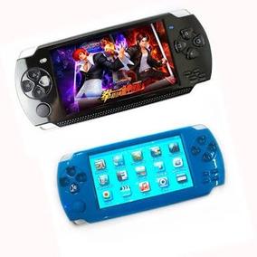 Video Game Portátil Multimídia 10000 Jogos Novacom Pmp Psp