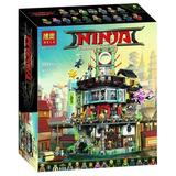 Lego Alterno Ninjago Ciudad 70620 Samurai Ronin Templo