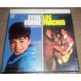 Album 3 Discos Acetato: Eydie Gorme Y Los Panchos