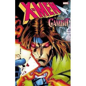 Libro X-men: The Trial Of Gambit - Nuevo