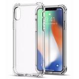 Funda Iphone X Transparente Spigen Rugged Crystal Original