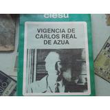 Vigencia De Carlos Real De Azua