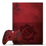 Xbox One Edición Especial Gears 4 2 Tb. De Memoria Seminuev