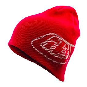 Gorro Masculino De Frio Vermelho Troy Lee Shield · R  129 36ffa50237d