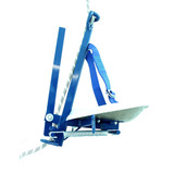 Cadeira Suspensa Para Pintura E Limpeza Fachada Predial