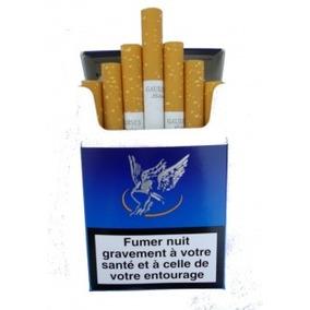 Cigarrillos Gauloises Azul Importados Box De 20 Lleno!!!