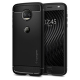 Capa Spigen P/ Moto Z2 Force | Rugged Armor