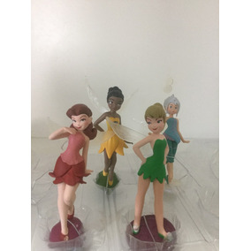 Miniaturas Tinker Bell Periwickle Fadas Disney Store