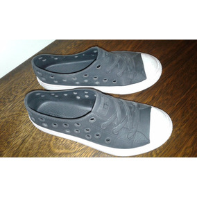 Zuecos De Goma Tipo Zapatillas Converse All Star