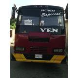 Autobus Ebro Año82