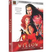 Willow - Na Terra Da Magia - Dvd Duplo + Cd - Val Kilmer