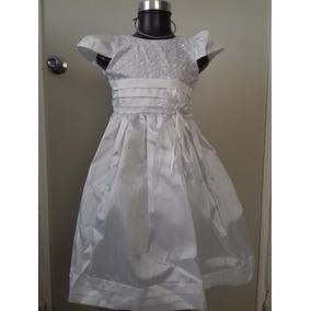Vestido De Niña Para Comunión, Presentación Y Confirmación