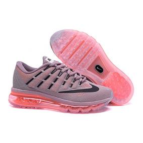 Liquidacao Tenis Nike Air Max 2016 Feminino De Corrida