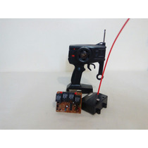 Rádio Controle Kit 27, 35, 49mhz Carrinho Automodelo