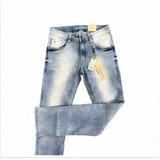 Promoção Calça Jeans Masculina Calvin Klein Skiny Lycra 1204