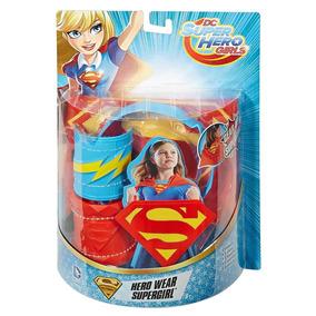 Dc Super Hero Girls Super Girl Accesorios De Superheroe