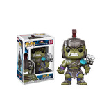 Funko Pop Marvel Thor Ragnarok Hulk With Helmet 241