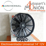 Electroventilador Universal 14