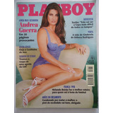 Revista Playboy Andrea Guerra N° 274 Maio/1998