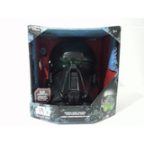 Star Wars Black Series Death Trooper Mascara Casco Luz Y Voz