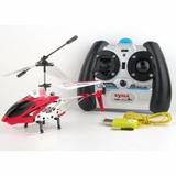 Oferta!micro Helicóptero Rc 3ch Syma107g-envio Gratis