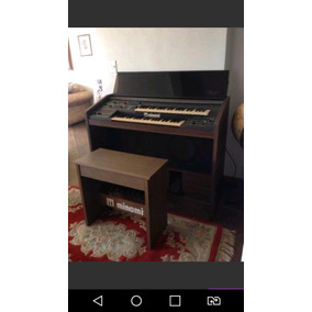 Orgão Eletrônico Minami 8000 Serie Ouro