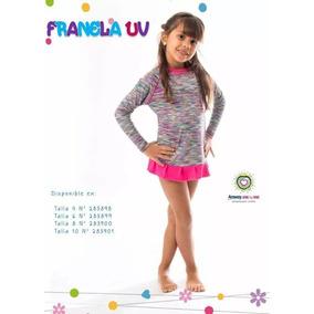 Franela Playera Para Niña