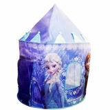 Casita Princesa Carpa Frozen Casa Castillo Envio