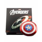Power Bank Batería Externa Capitán América - Marvel 6800mah
