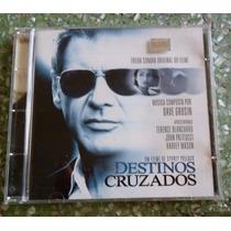Cd Do Filme Destinos Cruzados - Trilha Sonora.