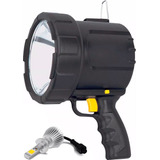 Lâmpada Led Xenon Holofote Lanterna Tocha Cilibrim 12v