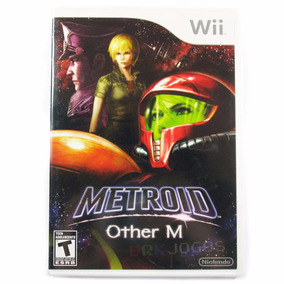 Metroid Other M Original Novo Lacrado Wii Pronta Entrega